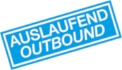 Auslaufend/Outbound